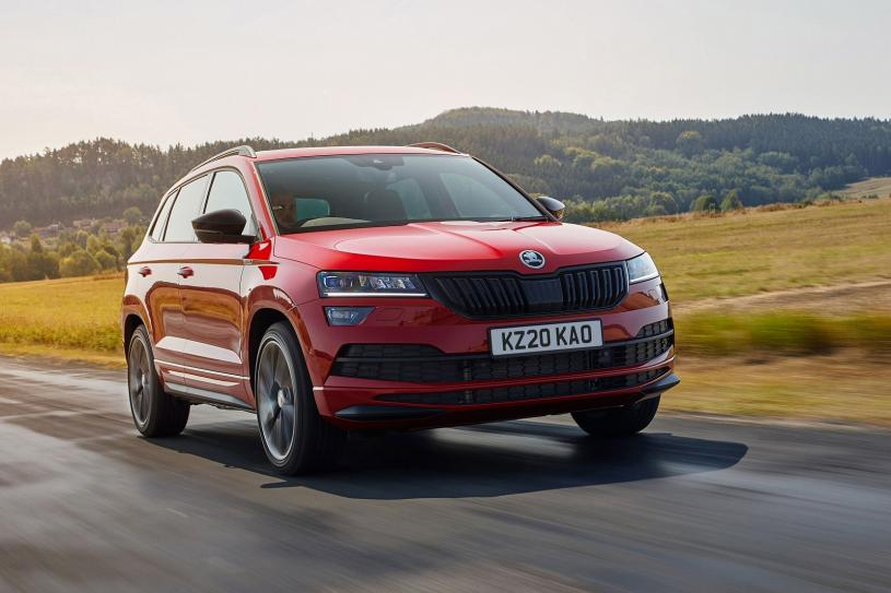 Skoda Karoq Estate 1.5 TSI Edition 5dr DSG