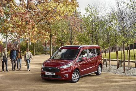 Ford Grand Tourneo Connect Diesel Estate 1.5 EcoBlue 120 Zetec 5dr