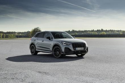 Audi Q2 Estate 35 TFSI Black Edition 5dr