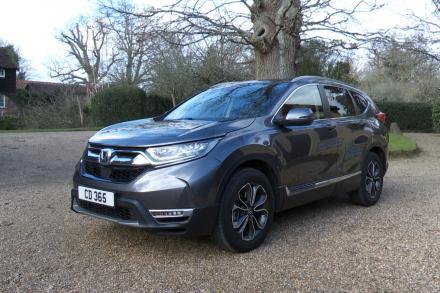 Honda Cr-v Estate 2.0 i-MMD Hybrid SR 5dr eCVT