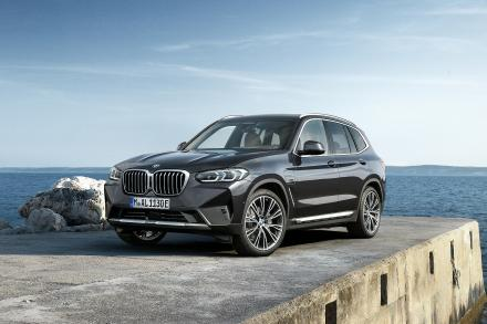 BMW X3 Diesel Estate xDrive20d M Sport 5dr Step Auto [Tech Pack]