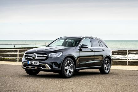 Mercedes-benz Glc Estate GLC 300 4Matic AMG Line 5dr 9G-Tronic