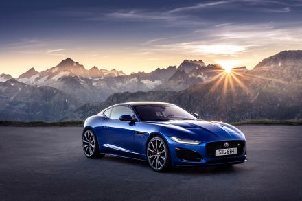 Jaguar F-type Coupe 2.0 P300 2dr Auto