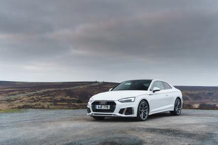 Audi A5 Coupe 35 TFSI Sport 2dr S Tronic [Comfort+Sound]