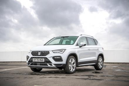 Seat Ateca Estate 1.0 TSI 115 Ecomotive SE Technology 5dr