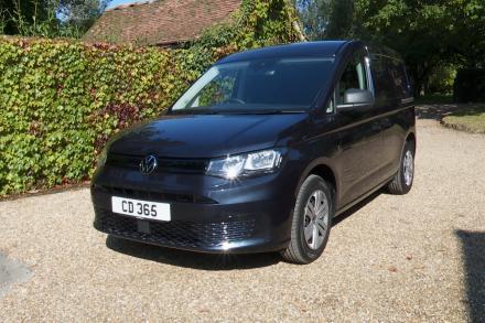Volkswagen Caddy Cargo Maxi C20 Petrol 1.5 TSI 114PS Commerce Van [Business]