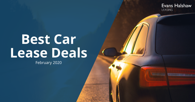 Best Car Lease Deals - February 2020