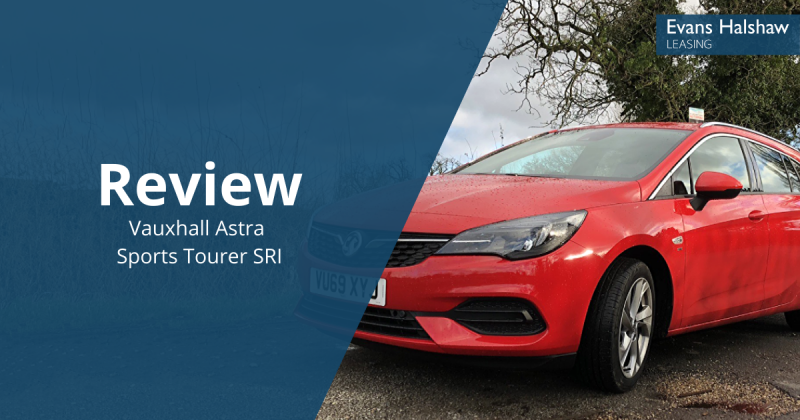 Vauxhall Astra SRi Estate Review