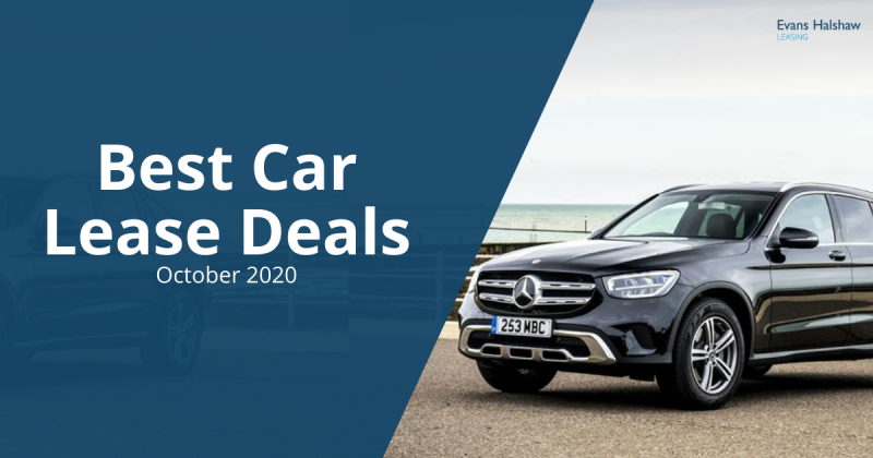 Best Car Lease Deals - October 2020