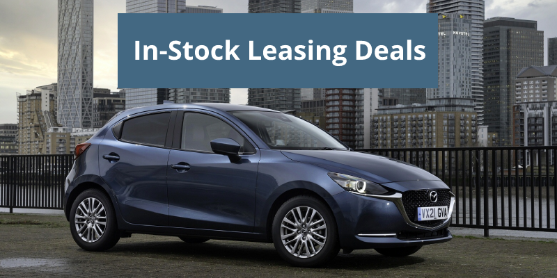 In-Stock Leasing Deals